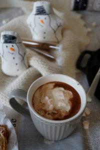 Schneemannsuppe