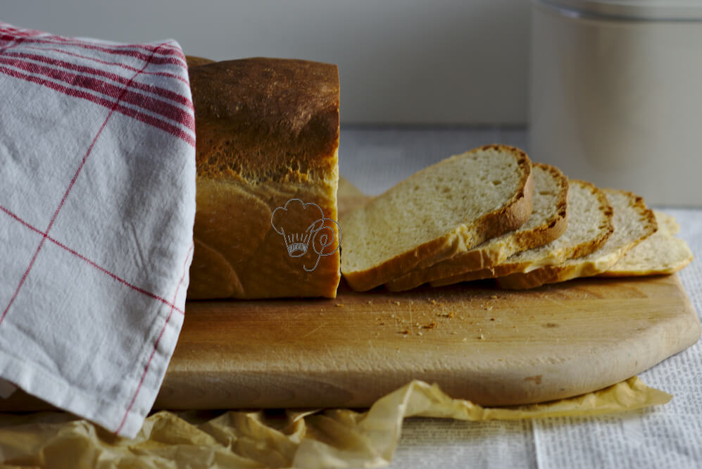 Toastbrot-Salz-Hefe-Verfahren