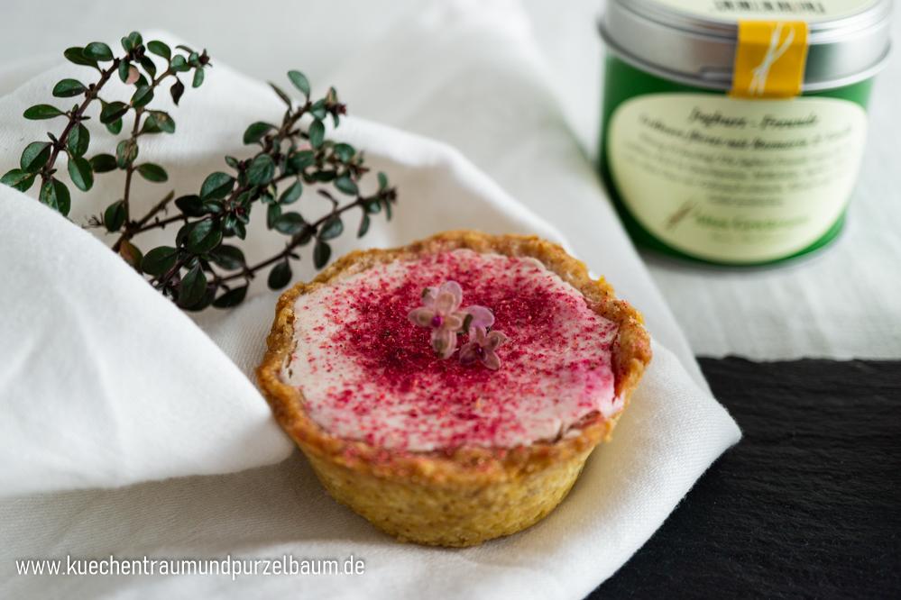 Read more about the article Himbeer-Törtchen – Joghurt Freunde