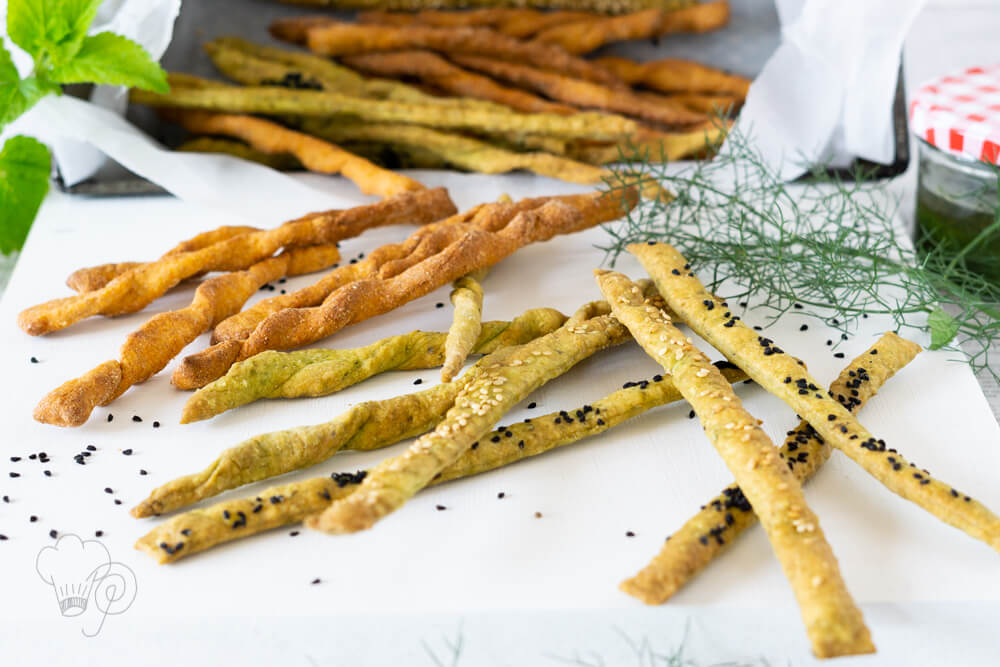 Read more about the article Fingerfood – schnelle Knusperstangen