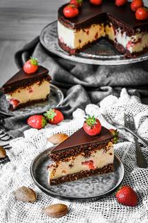 schoko erdbeer torte ahalnisweethome