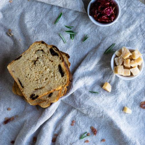 Synchronbacken Brot