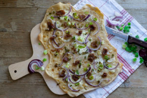 Read more about the article Flammkuchen – All you need is