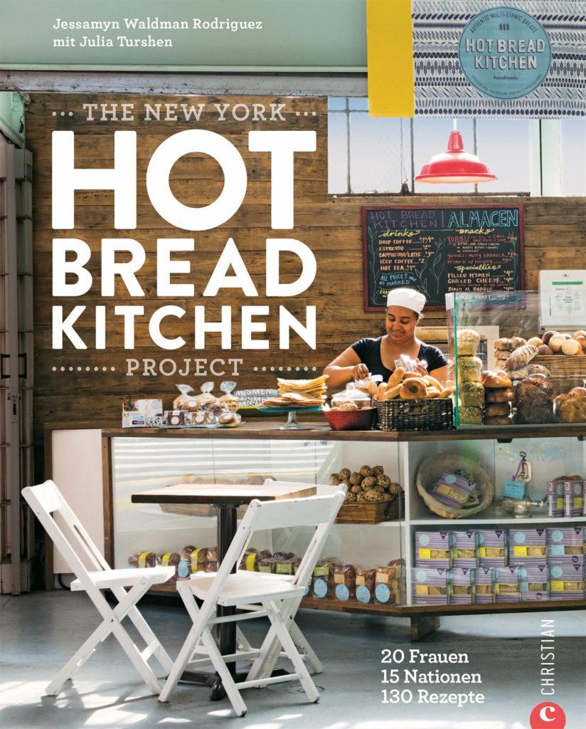 The New yrok Hot bread Kitchen
