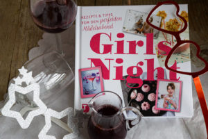 Mini-Pizzen – Girls night