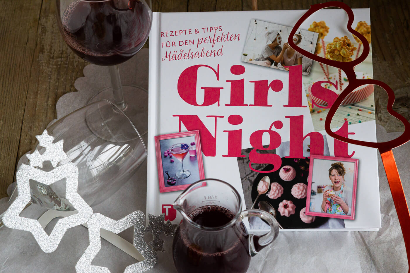 Mini-Pizzen – Girls night