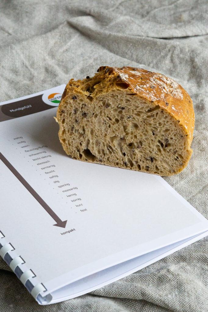Brot ohne Kneten