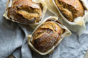 No Knead Bread – Brot ohne Kneten