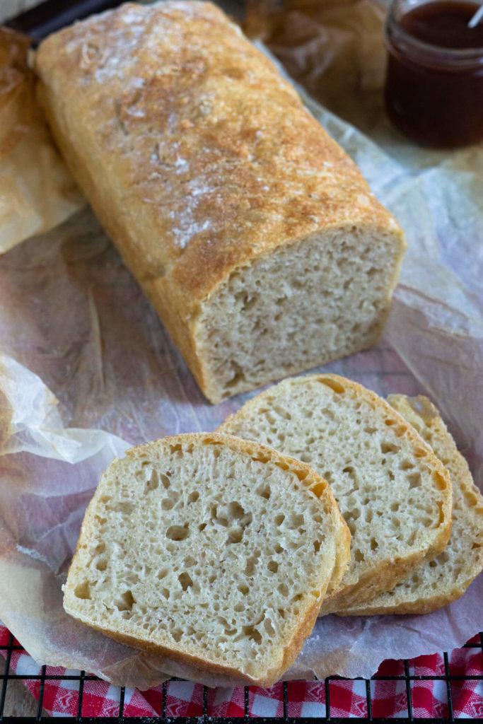 Langschläfer Brot