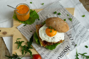 Read more about the article Frühstücksburger – All you need is