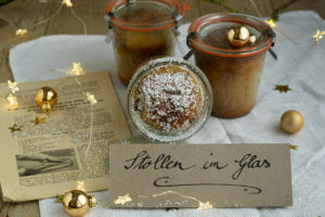 Read more about the article Stollen im Glas – All you need is