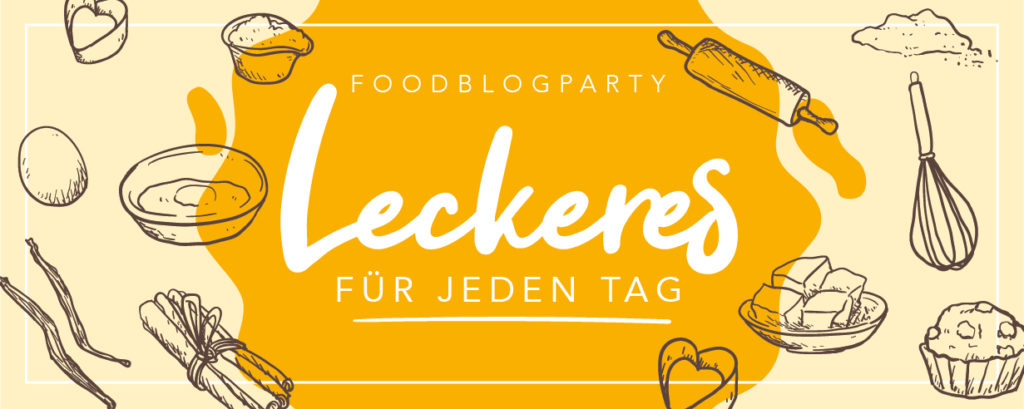 Foodblogparty Leckeres fuer jeden tag gross 190228