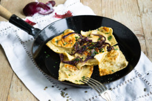 Read more about the article Linsenmaultaschen – All you need is