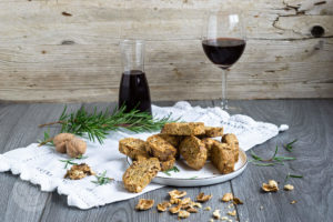 Read more about the article Pikante Cantuccini mit Rosmarin