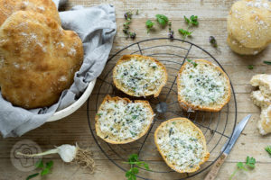 Read more about the article Ciabatta mit Dinkel