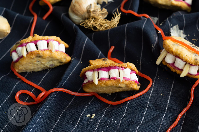 Schoko Cookies mit Biss