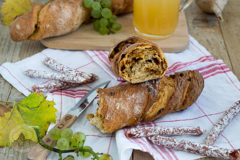 Zwiebelbrot zum World Bread Day