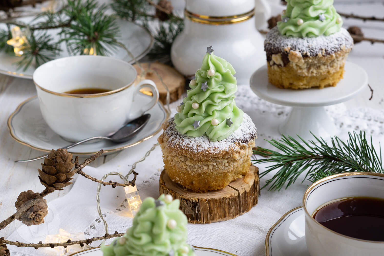 Glutenfreie Kuchen zu Weihnachten