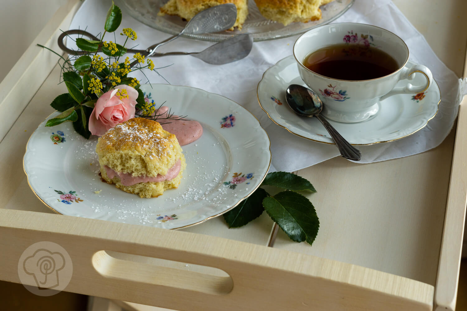 Read more about the article Weihnachtliche Scones