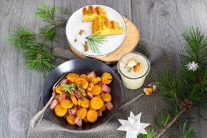 Read more about the article Weihnachtsmenü – 24 Rezepte bis Weihnachten