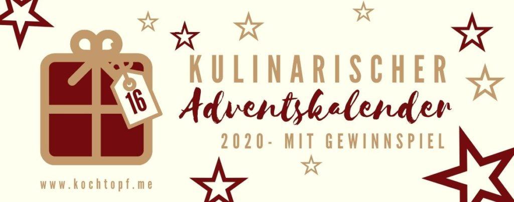 Kulinarischer Adventskalender 2020 Tuerchen 16