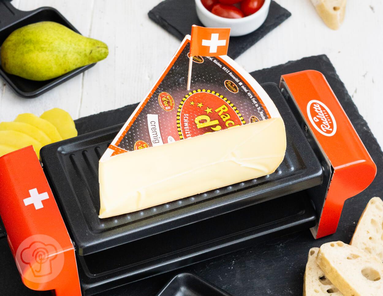 3 Kreative Raclette Ideen