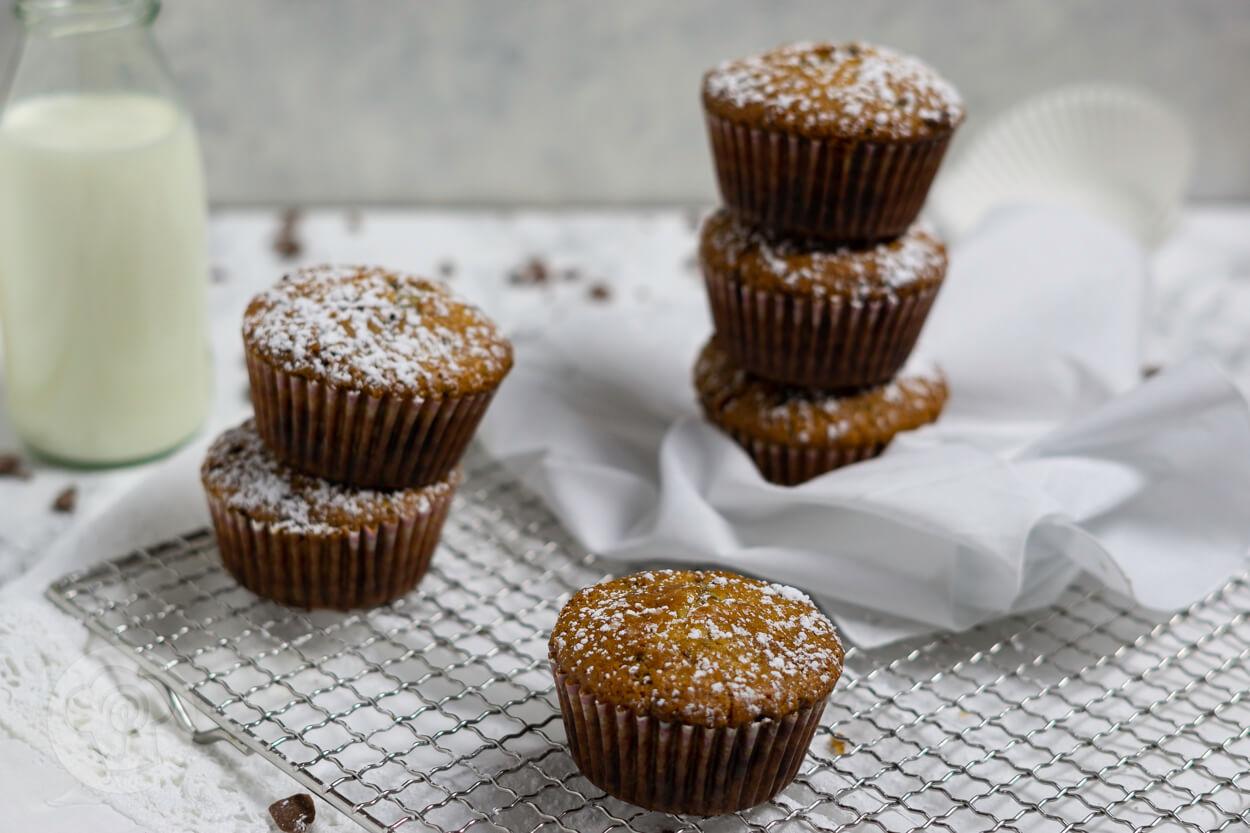 Read more about the article Muffins mit Schokostückchen