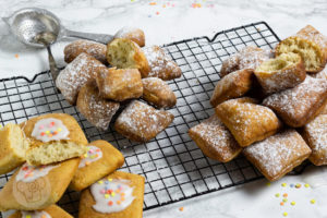Read more about the article Beignets – Synchronbacken