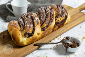 Read more about the article Babka mit Nutella