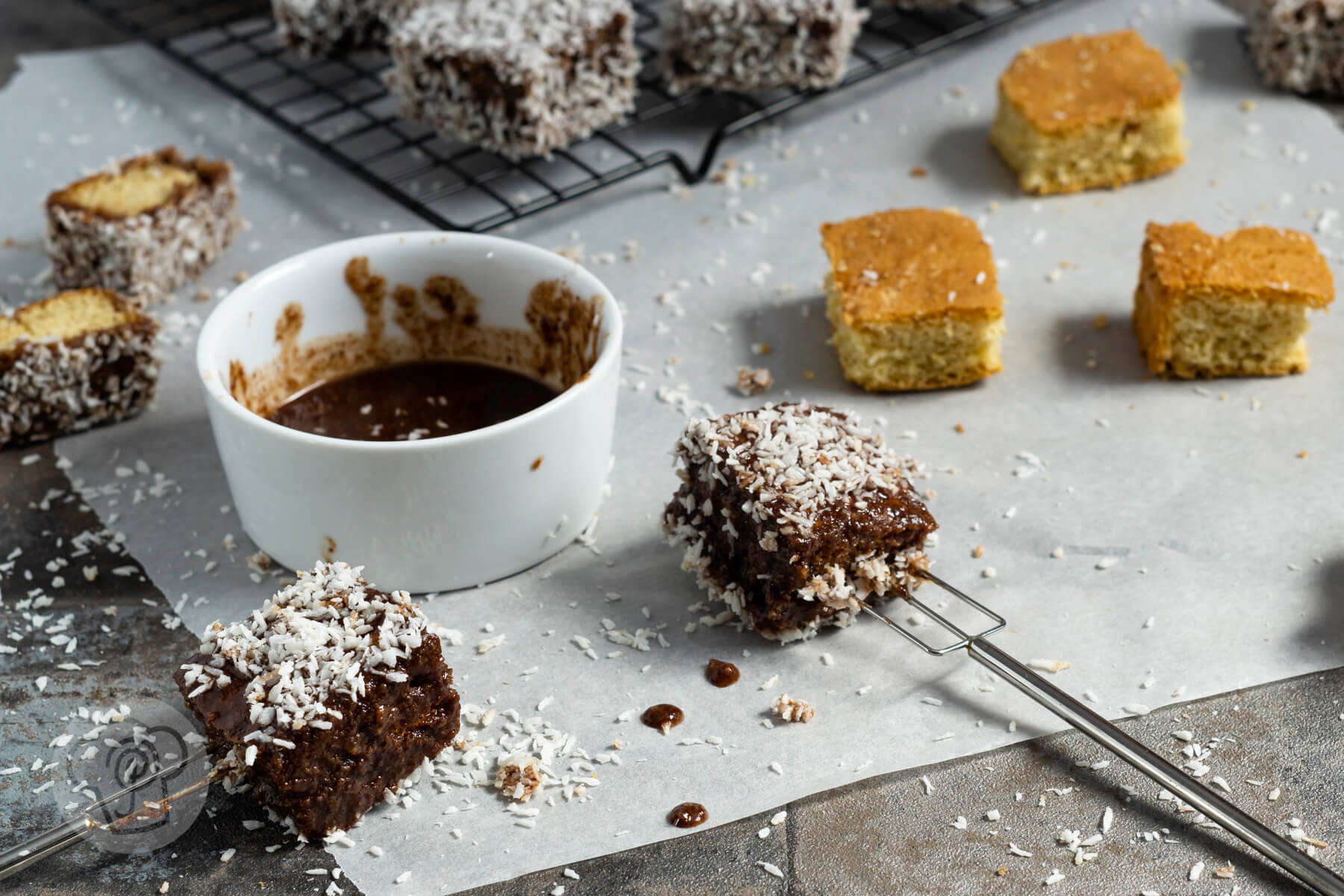 You are currently viewing Australische Lamingtons