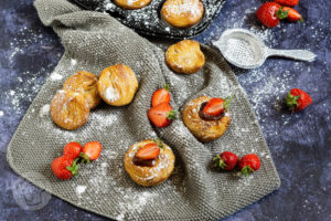 Read more about the article Cruffins – Croissant trifft Muffin