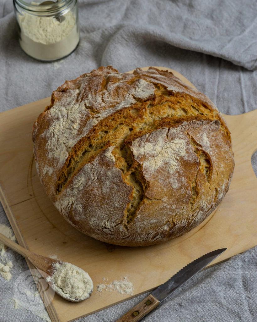 pane di grano duro 3