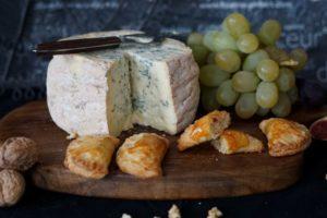 Käsetaschen mit AOP Fourme d'Ambert