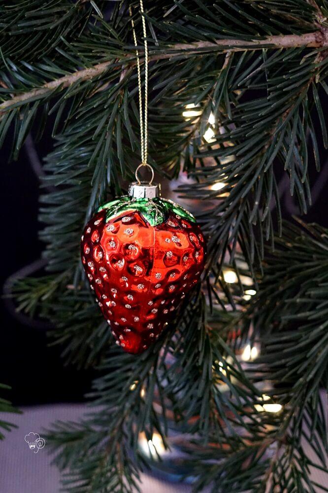 Weihnachtserdbeere