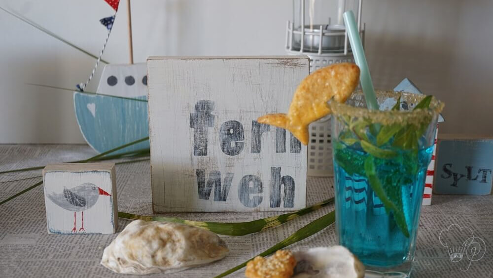 Read more about the article Cocktail – maritimer Fernweh-Drink