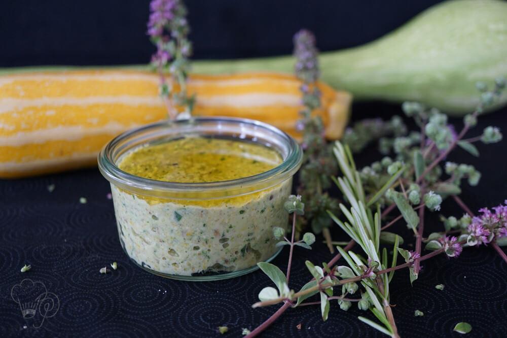 Zucchini-Pesto