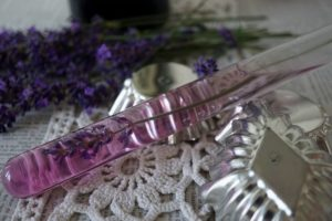 Read more about the article Lavendelsirup – Ein Stück Provence