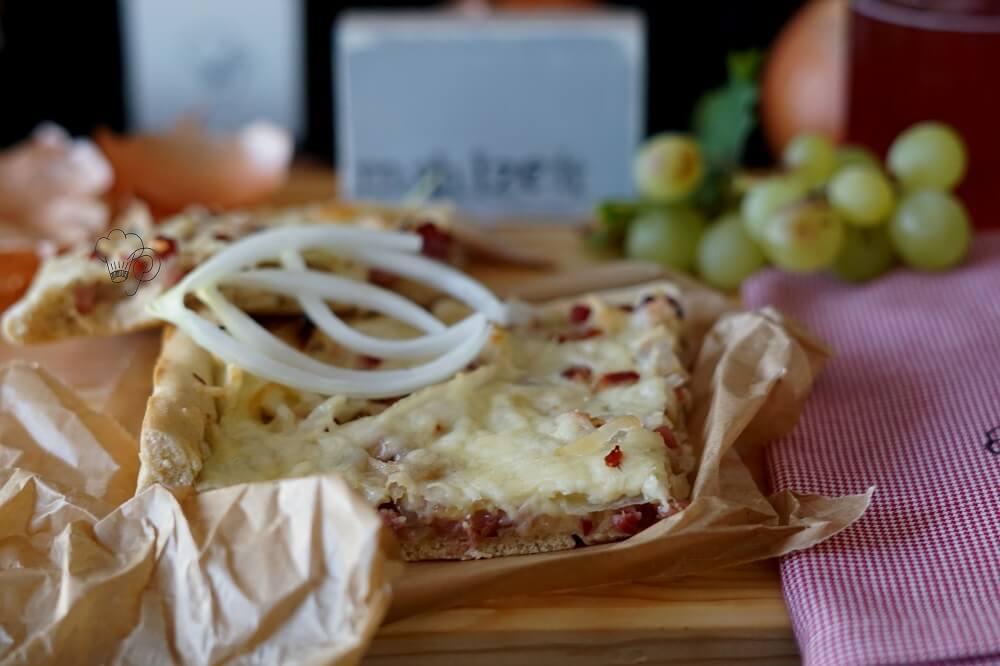 Zwiebelkuchen – nach rheinischer Art